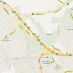 Diósd térkép